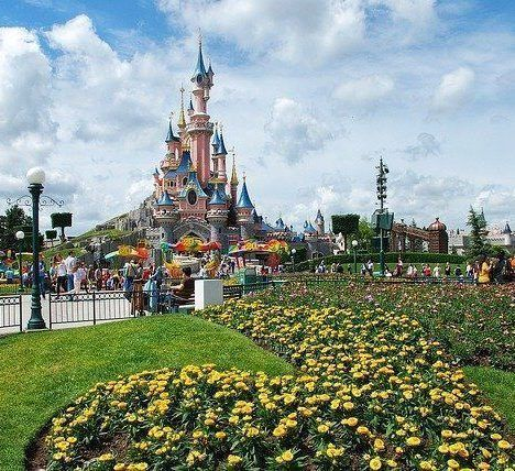 Viaje a Disneyland París en coche (Con paradita de por medio)