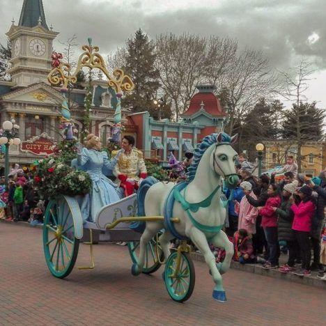 Un viaje a Disneyland París sin gluten