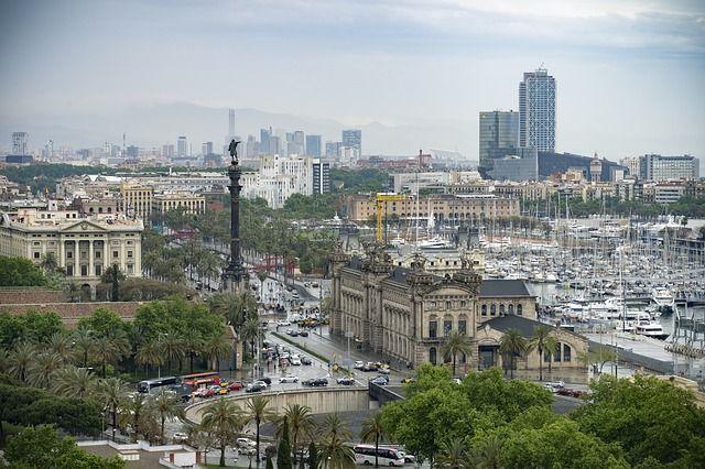 ¿Hacemos una ruta a pie por Barcelona? Ideal en una escala de crucero